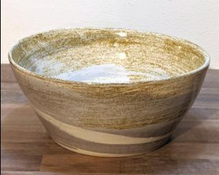 An interesting little bowl for your table.