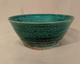 A sweet little bowl for your collection.