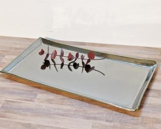 A lovely tray for your dresser.