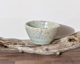 A cute little bowl for your collection.