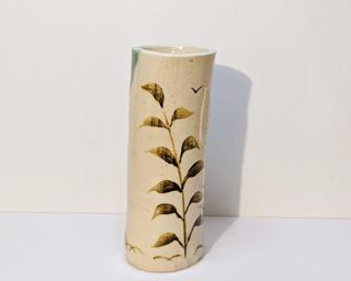 A tall vase for your long-stemmed flowers.