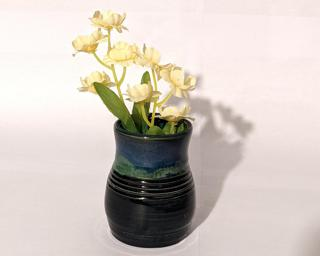 Adorn your home with this one of a kind vase.