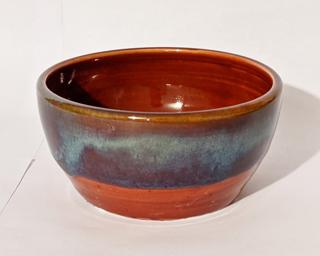 A stunning little bowl for your table.